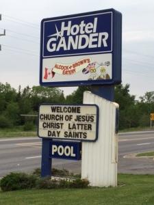 Gander Hotel